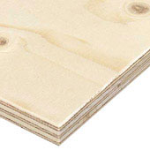 WISA-Spruce  - 18mm   plywood